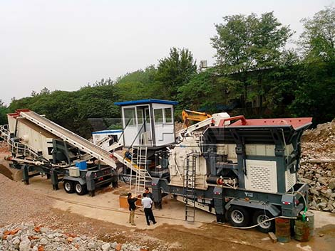 construction waste processing equipment