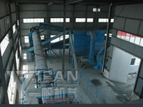 Solution to Yunnan construction waste for recycling mixtrure