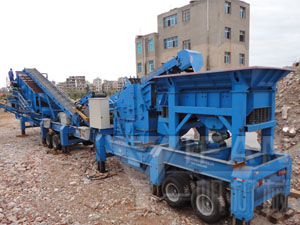 Concrete Crushing Plant